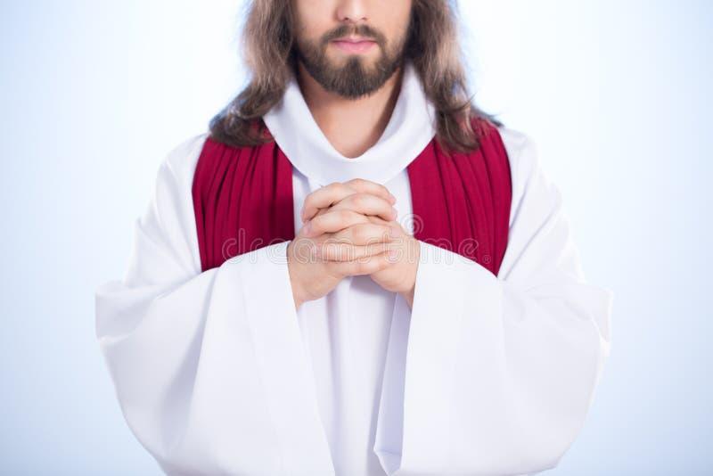 Jezus w niebie obrazy royalty free