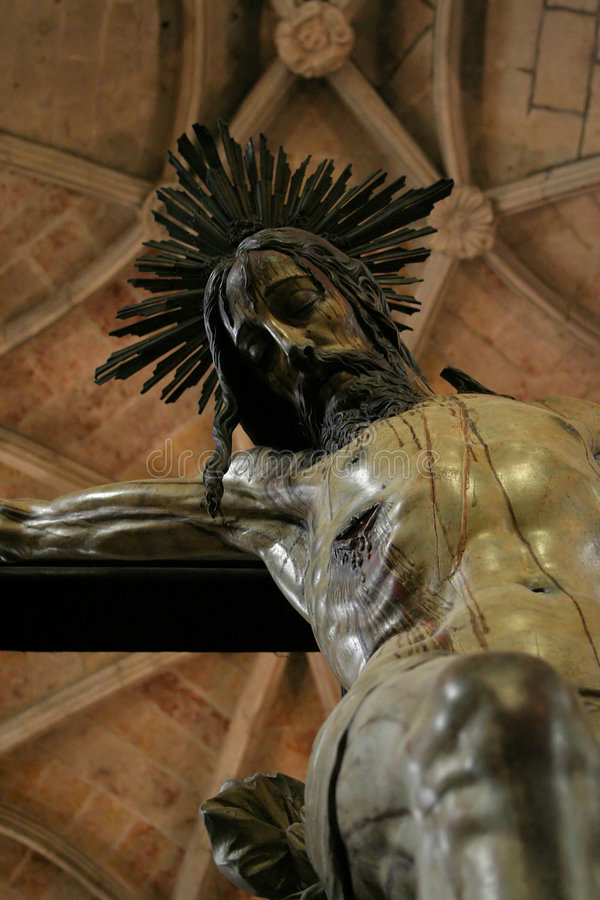 jezusa obraz royalty free