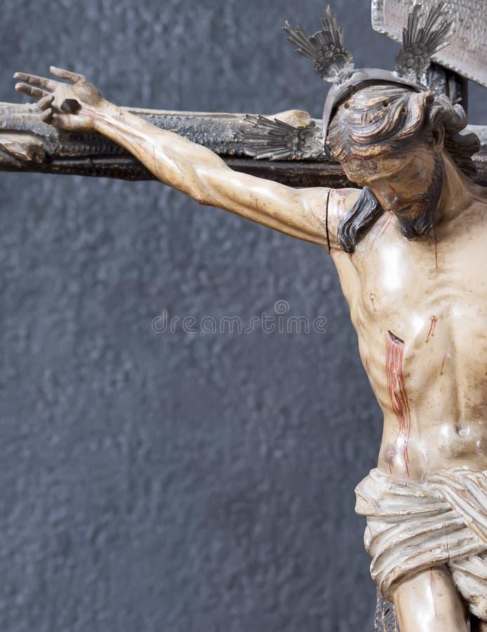 Crucifixión obraz royalty free