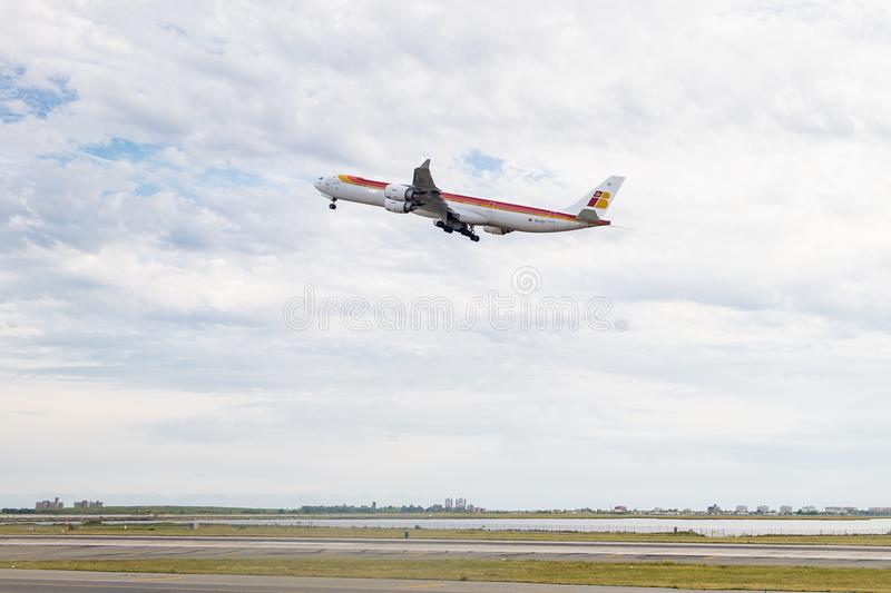 JFK-Flughafen, New York lizenzfreies stockfoto