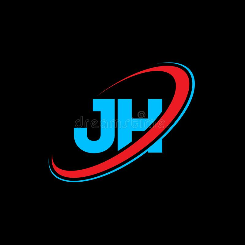 Jh Logo Stock Illustrations 602 Jh Logo Stock