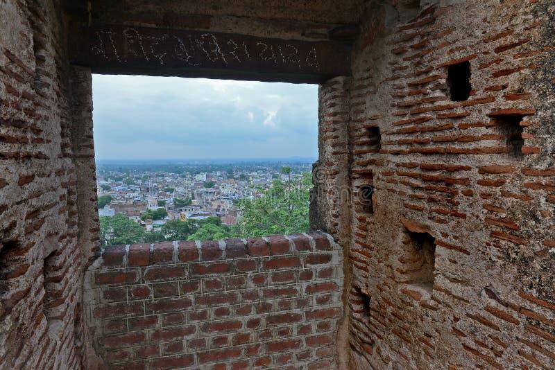 Jhansi fort obraz royalty free