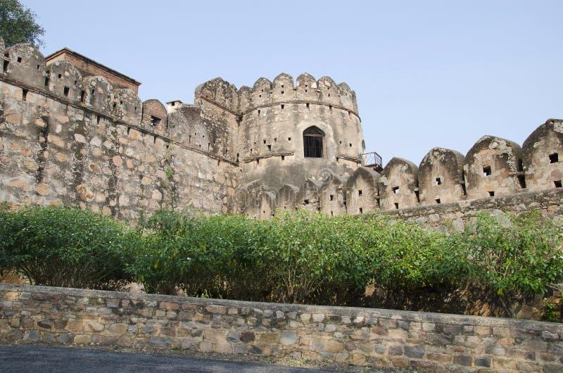 Jhansi fort, Jhansi, Uttar Pradesh India stan zdjęcia royalty free