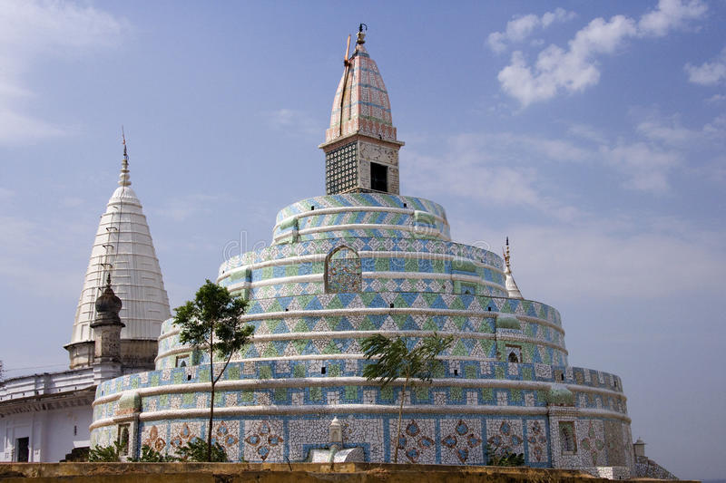 jian ind świątynia obrazy royalty free