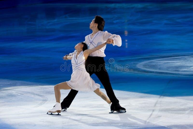 Download Jian Tong and Qing Pang editorial photography. Image of skate - 21535542
