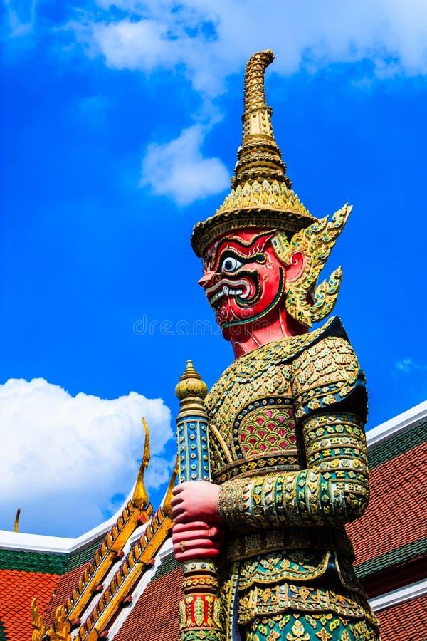 Jiant statua obrazy royalty free