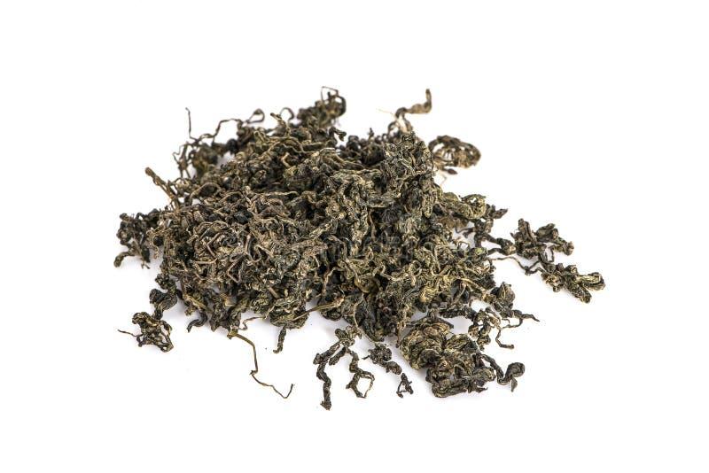 Jiaogulan, Miracle grass, Chinese herb tea.  royalty free stock photos