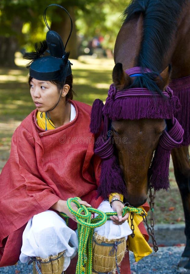 Jidai Matsuri  Festival Editorial Image