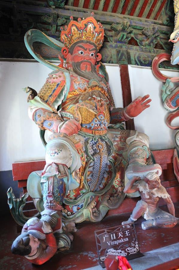 Jietai Buddhaen royaltyfria bilder