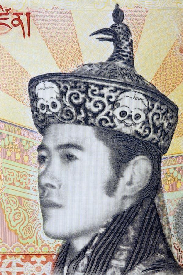 Jigme Khesar Namgyel Wangchuck portret