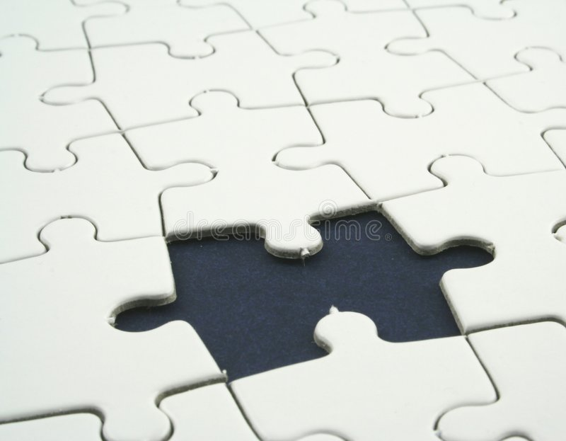 jigsaw fotografia royalty free