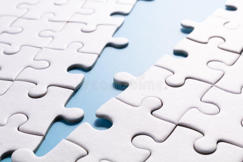 Jigsaw fotografie stock libere da diritti