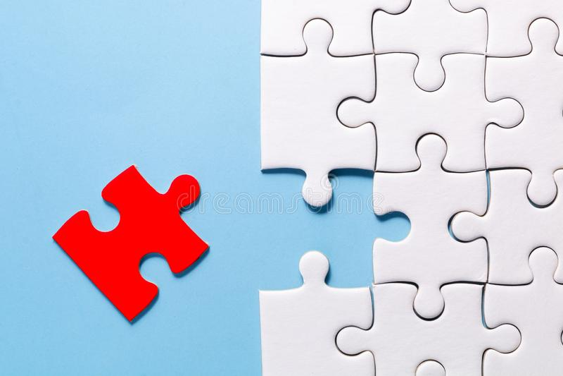 Jigsaw immagine stock libera da diritti