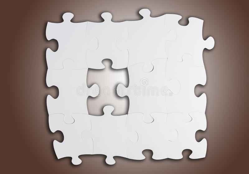 Jigsaw royalty free stock images