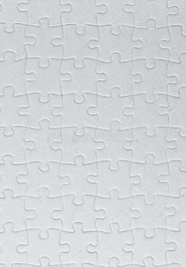 Jigsaw puzzle pattern royalty free stock photo