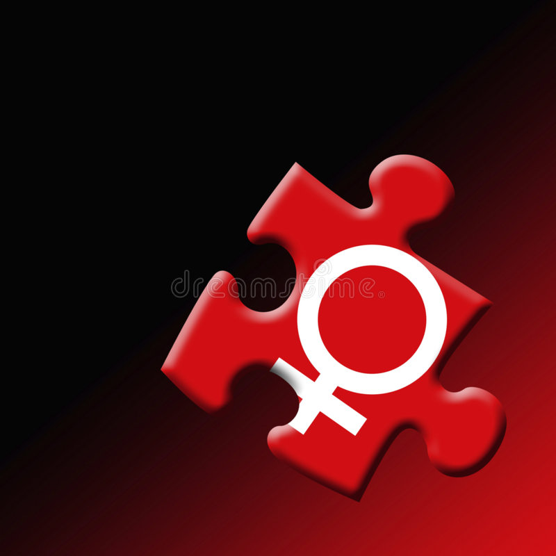 Download Jigsaw Woman Stock Images - Image: 197754