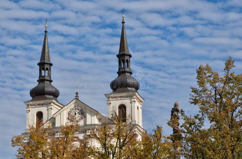 Jihlava, república checa fotografia de stock royalty free