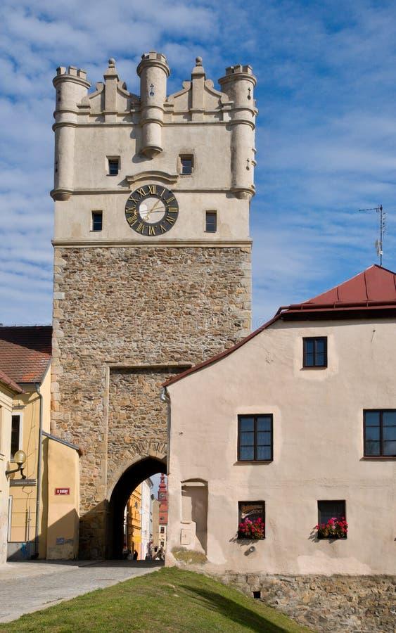 Jihlava, Tsjechische Republiek royalty-vrije stock foto
