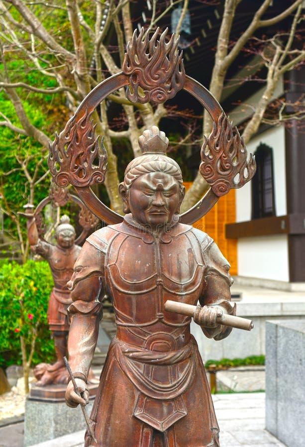 Jikoku-tien royalty-vrije stock foto's