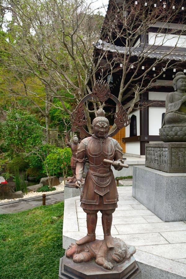 Jikoku-tien royalty-vrije stock foto