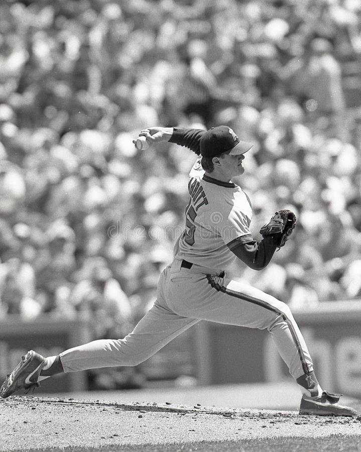 Jim Abbott photos libres de droits