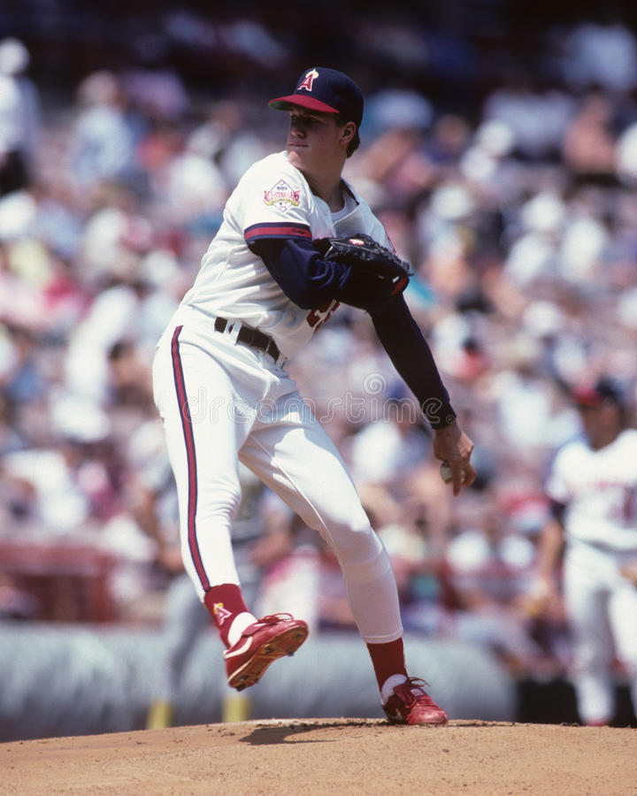 Jim Abbott image stock