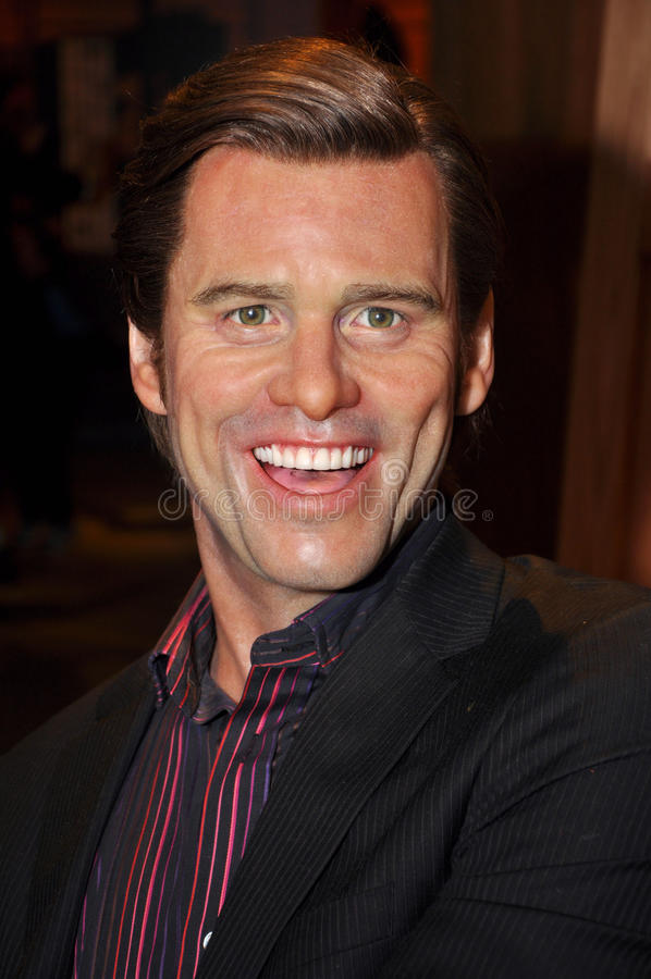 Jim Carrey photos libres de droits