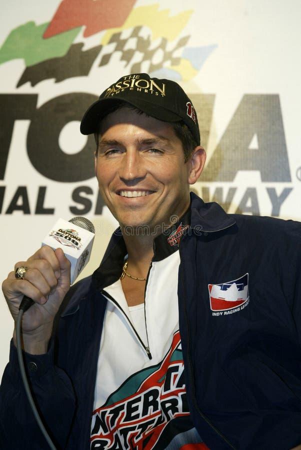 Jim Caviezel Attends Daytona 500 foto de stock