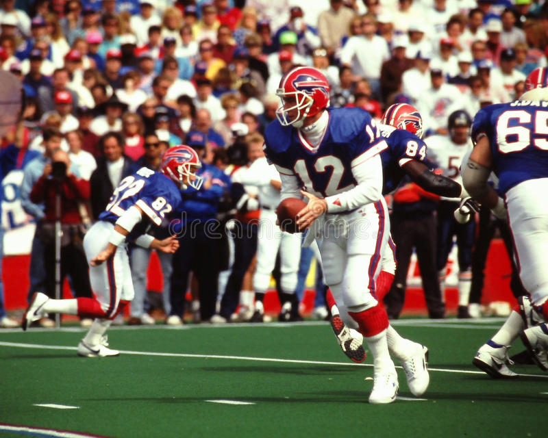 Jim Kelly Buffalo Bills photos stock