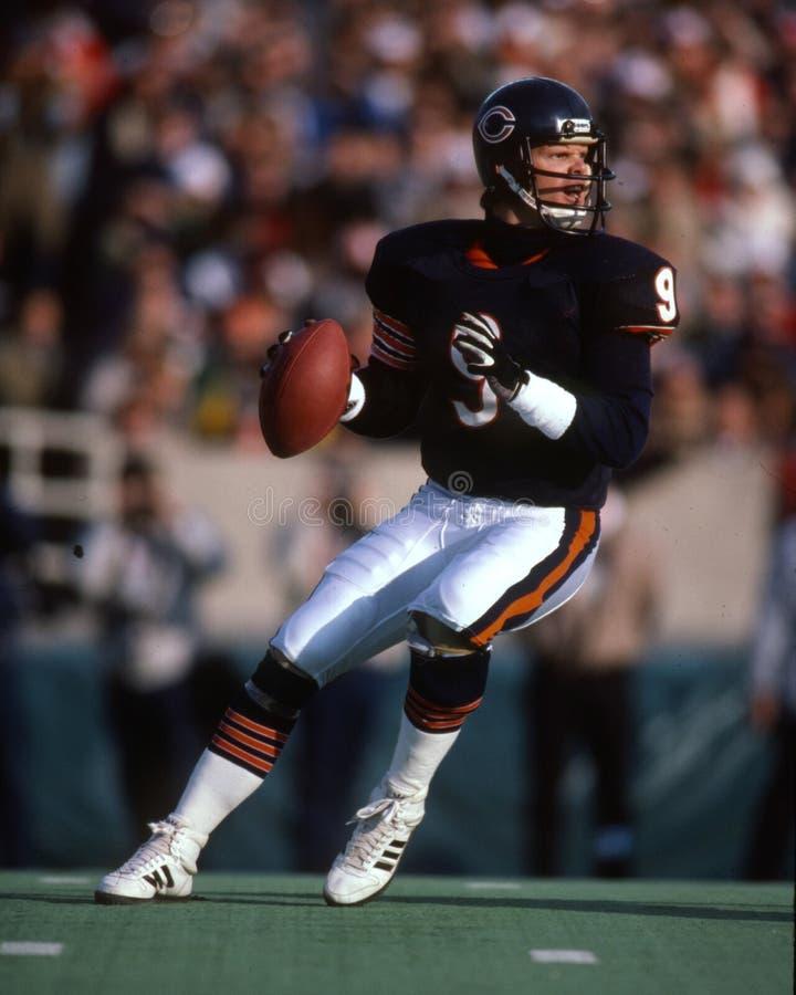 Jim McMahon, Chicago Bears royalty free stock photo