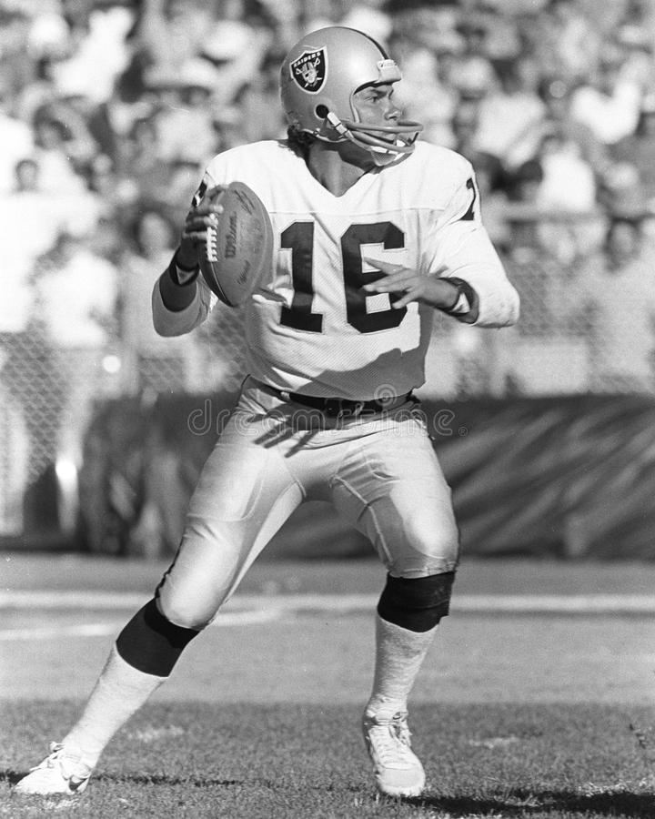 Jim Plunkett images stock