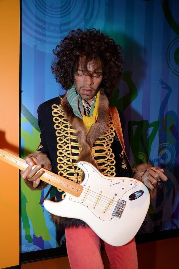 Jimi Hendrix photo libre de droits