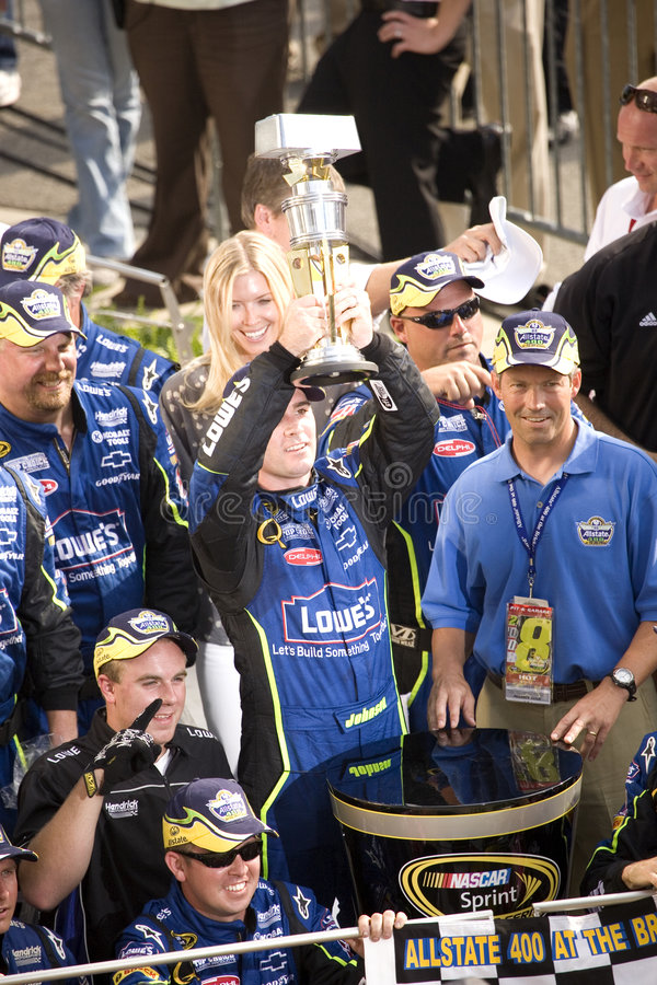 Jimmie Johnson Editorial Photography