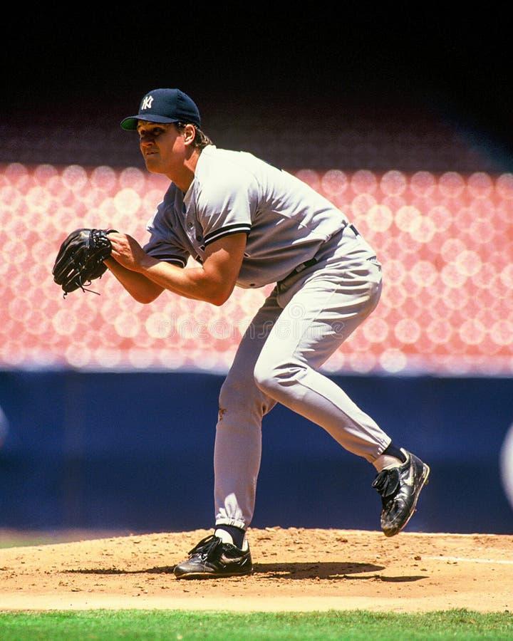 Jimmy Abbott New York Yankees immagine stock