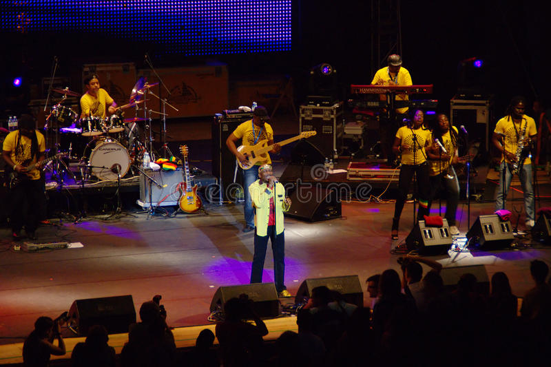 Download Jimmy Cliff, Festival Prestado Imagen de archivo editorial - Imagen de etapa, luces: 42437179