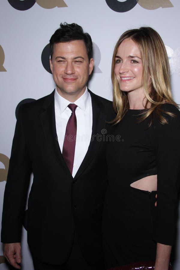 Jimmy Kimmel stockfotos