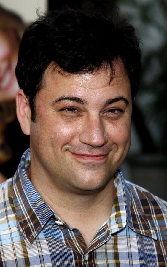 Jimmy Kimmel stockfotografie