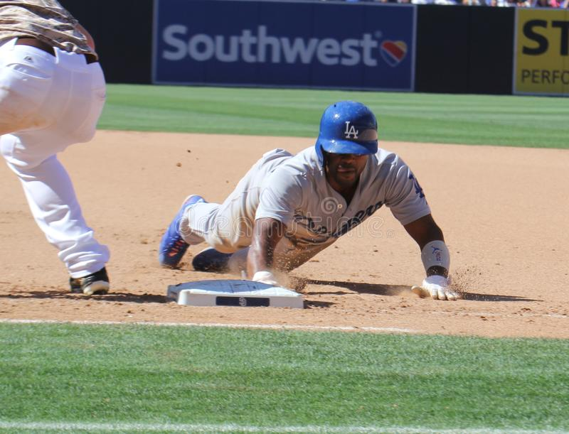 Jimmy Rollins photographie stock