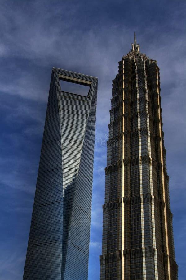 jin πύργος mao swfc στοκ φωτογραφία