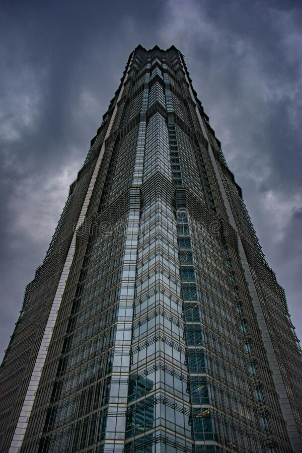 Free Jin Mao Tower In Shanghai, China Royalty Free Stock Photography - 173310767