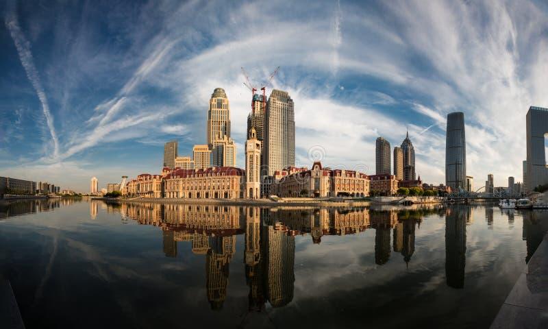 Jin Wan Plaza (Tianjin) fotos de stock