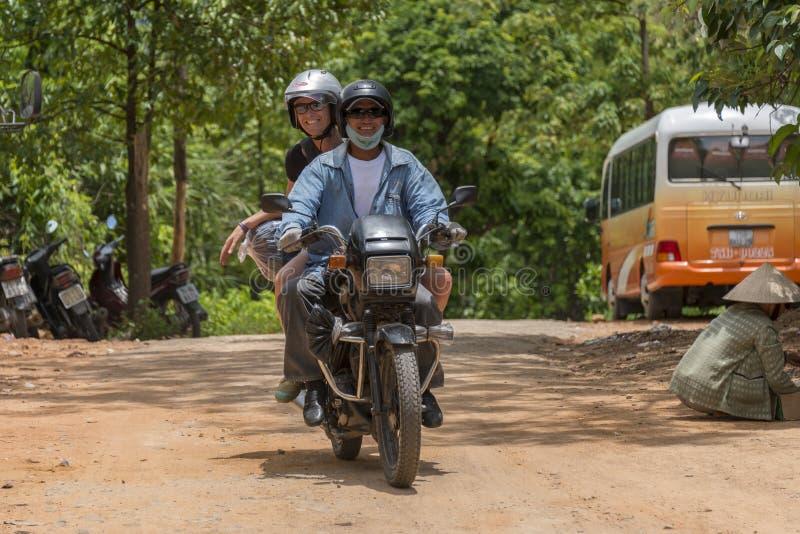 Jinetes fáciles Vietnam fotografía de archivo