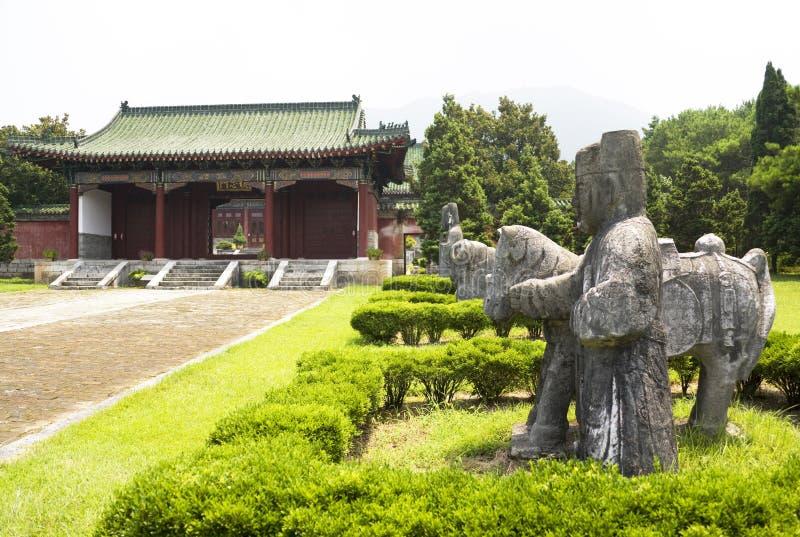 Jingjiang Royal Tombs, Guilin, China Stock Photo