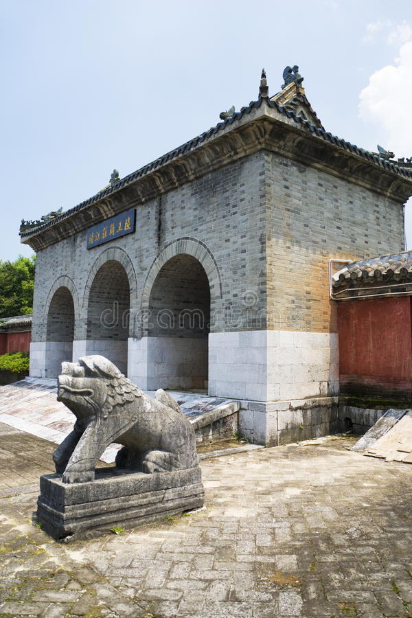 Download Jingjiang Royal Tombs, Guilin, China Stock Photo - Image: 10528046