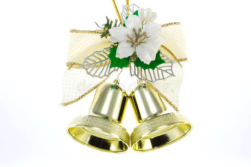 Download Jingle bell stock image. Image of up, ribbon, festive - 27753859