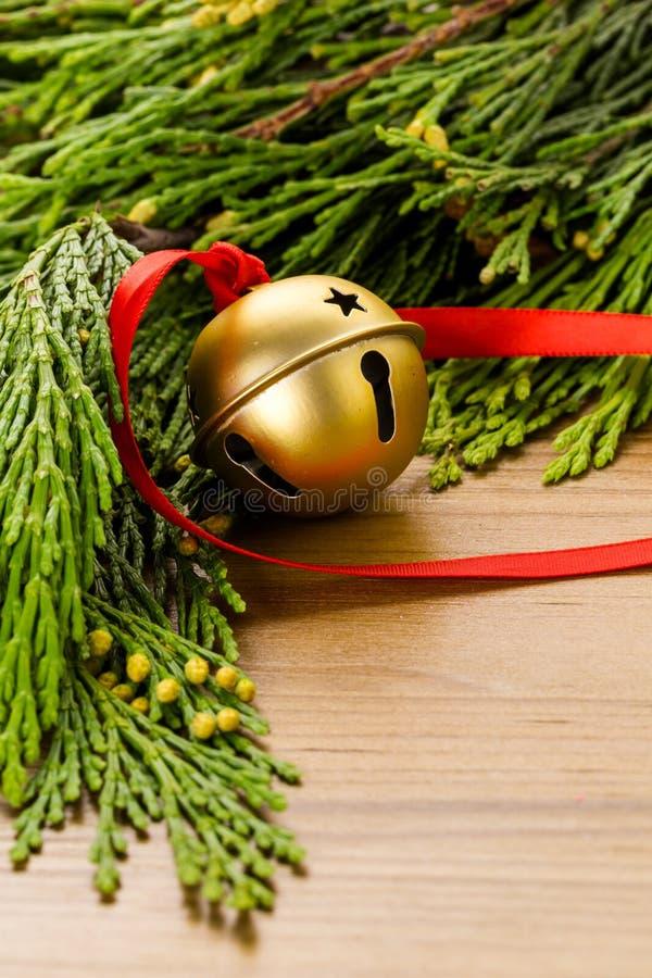Jingle bell stock photography