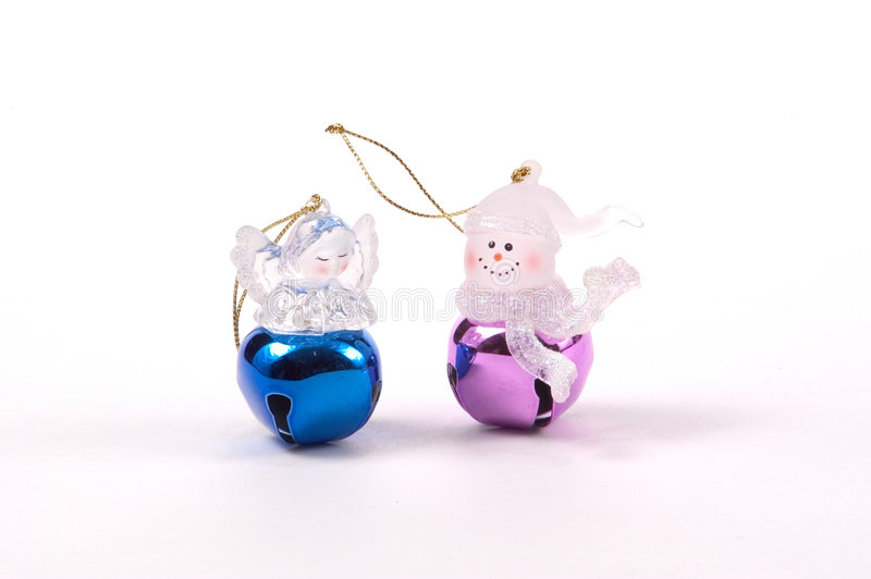 Download Jingle Bell Ornaments Royalty Free Stock Photo - Image: 23115