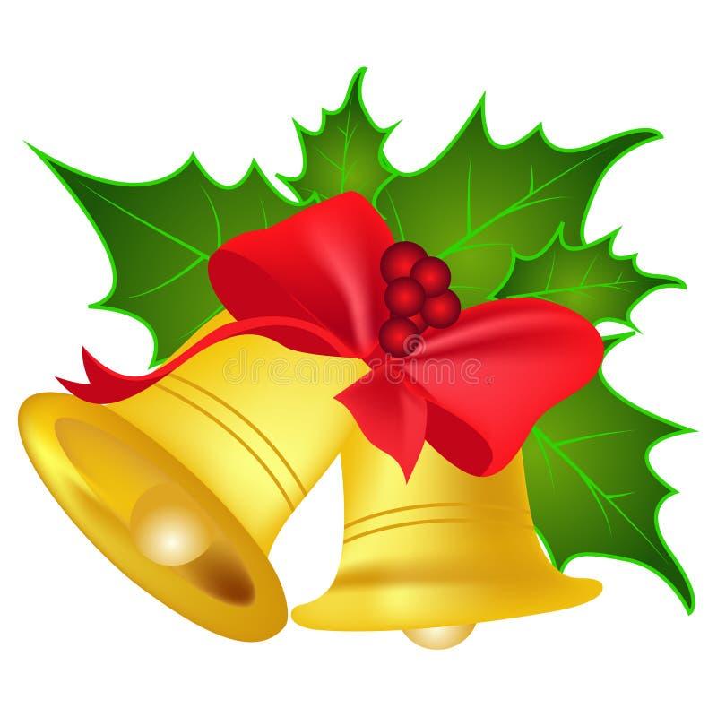 Jingle Bells ilustración del vector