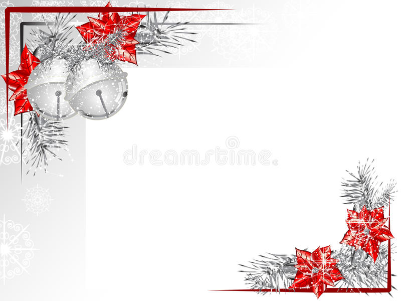 Jingle Bells illustration libre de droits