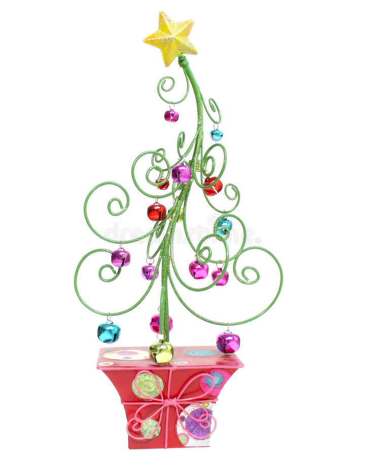 Download Jingle Tree Royalty Free Stock Photo - Image: 1704655